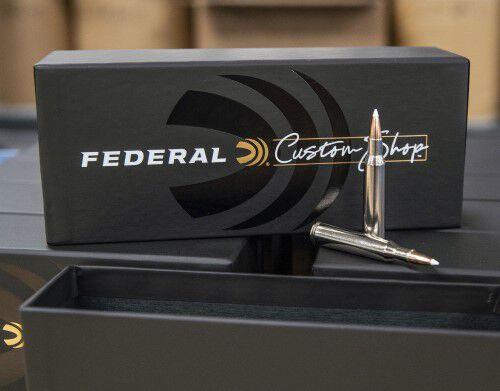 Custom Shop Centerfire Packaging