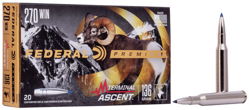 Terminal Ascent 270 Win packaging