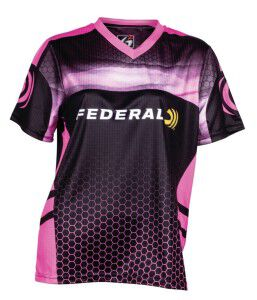 Federal Women's Shooting Jersey