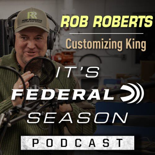 Rob Roberts on It's Federal Season Podcast