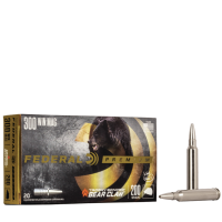 Trophy Bonded Bear Claw Packaging
