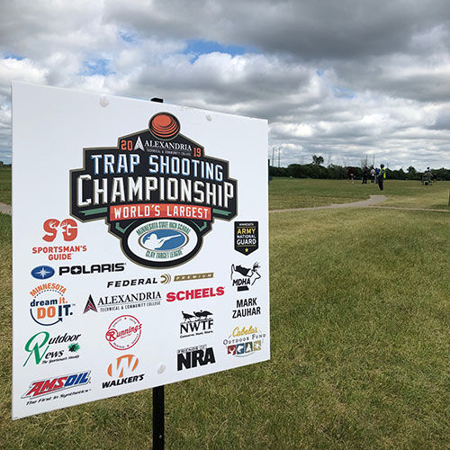 Trap Shooting Championship