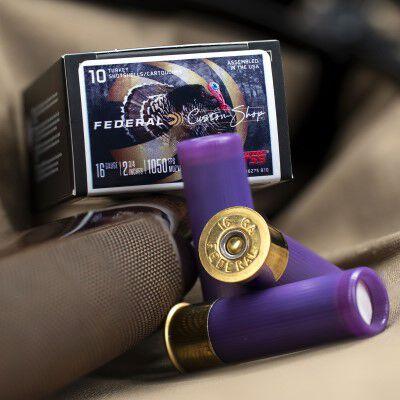 Custom Shotshell Ammunition with box