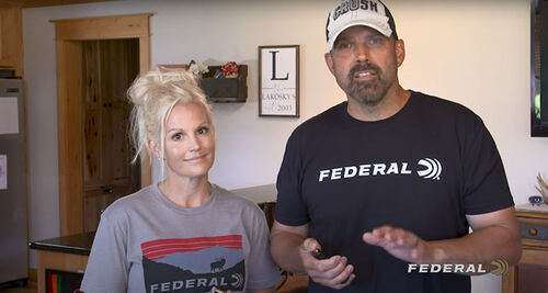 Tiffany & Lee talking about rotating your carry ammunition