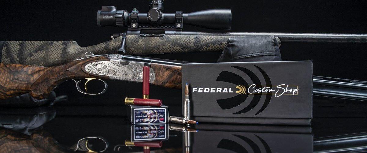 Custom Shotgun Ammo with a Shogun in the background