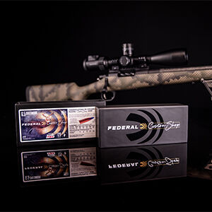 Custom Rifle Ammo