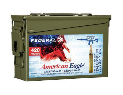 American Eagle MSR Ammo Can