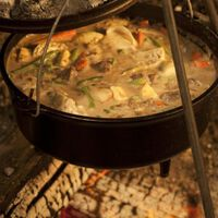 Fireside Venison Stew