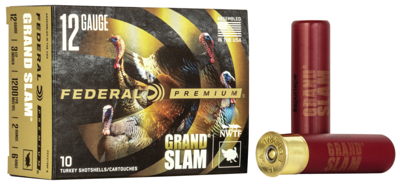 12 gauge Grand Slam packaging