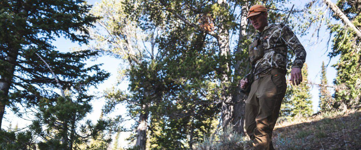Janus Putelis Hiking in the Woods