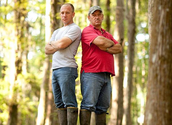 Troy and Jacob Landry