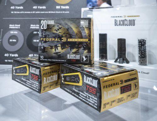 Black Cloud TSS Packaging