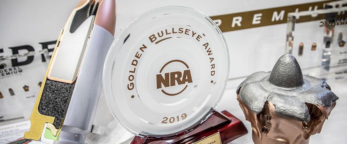 Golden Bullseye