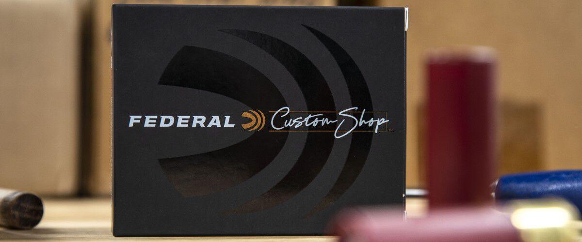 Custom Shotshell packaging