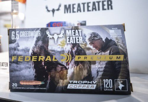 MeatEater Trophy Copper Packaging
