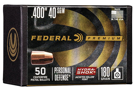 Hydra-Shok Component Bullets