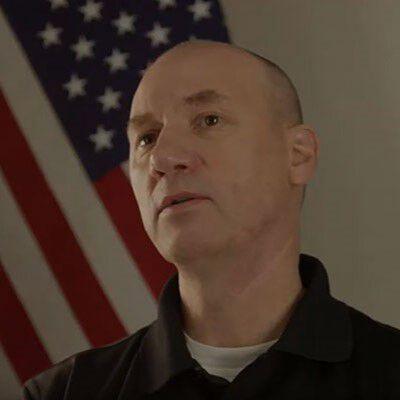 Special Agent Bill Gray