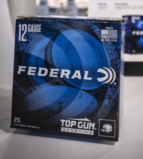 12 gauge top gun packaging