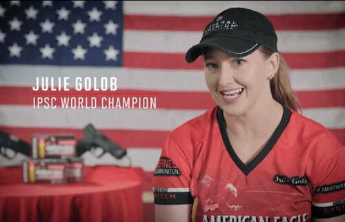 Julie Golob Video