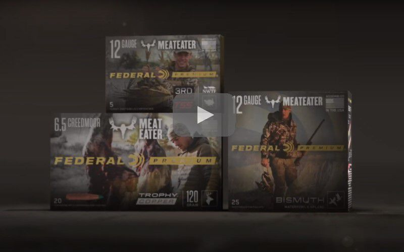 MeatEater Ammo Packaging