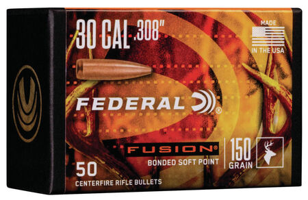 Fusion Component Bullets
