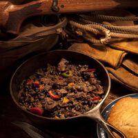 Black Bean & Venison Stew