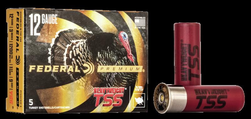 12 Gauge Heavyweight TSS package