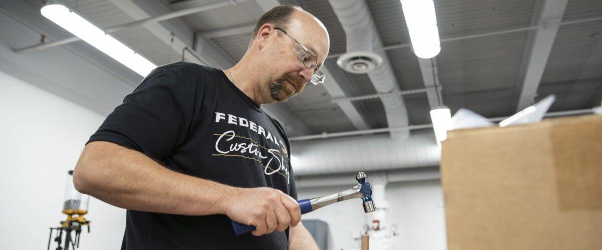 Custom Shop Expert handloading ammunition