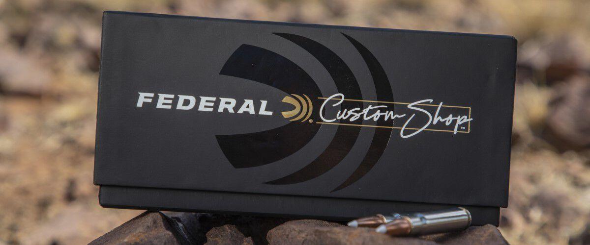 Custom Shop Ammo Box