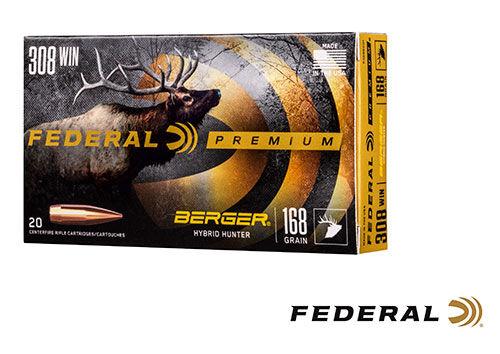 Berger Hybrid Hunter Packaging