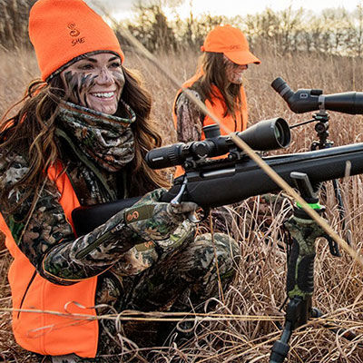 Courtney Hunting