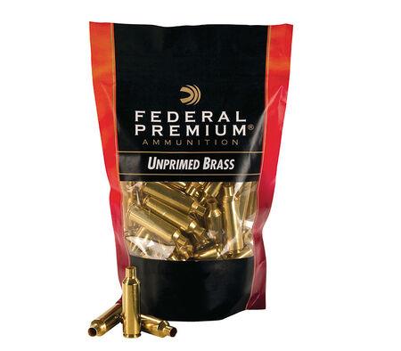 Federal Premium Unprimed Brass