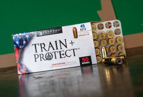 Train + Protect package and cartridge