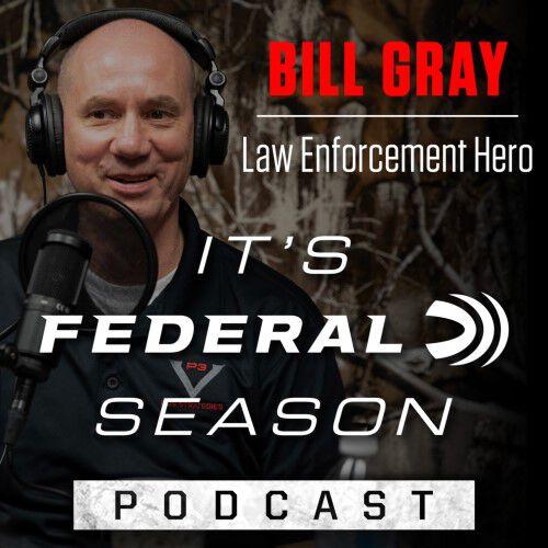 Bill Gray on It's Federal Season Podcast