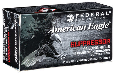American Eagle Rimfire Suppressor