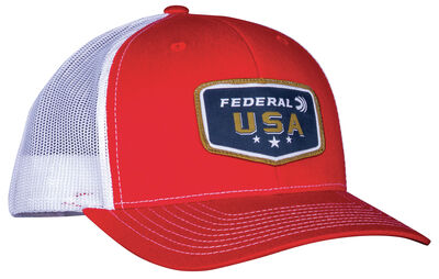Federal/USA Shooting Trucker Hat