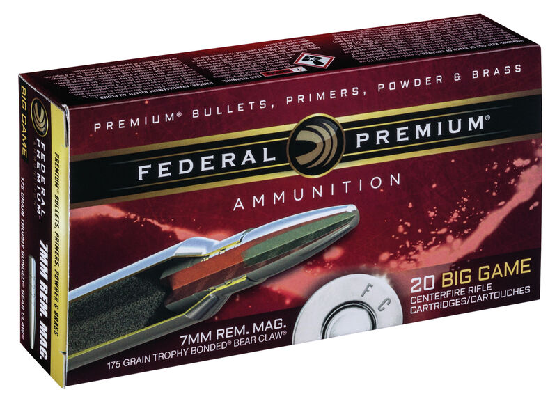 Buy Trophy Bonded Bear Claw for USD 56 95 | Federal Premium