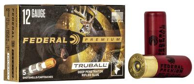 TruBall Deep Penetrator Rifled Slug