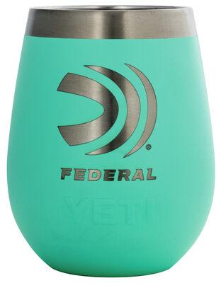 Federal/Yeti Wine Tumbler
