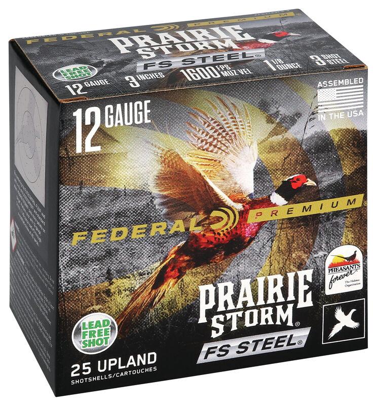 Prairie Storm FS Steel