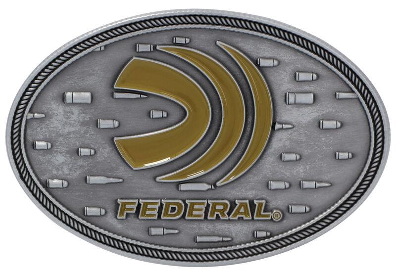 Federal Belt Buckle