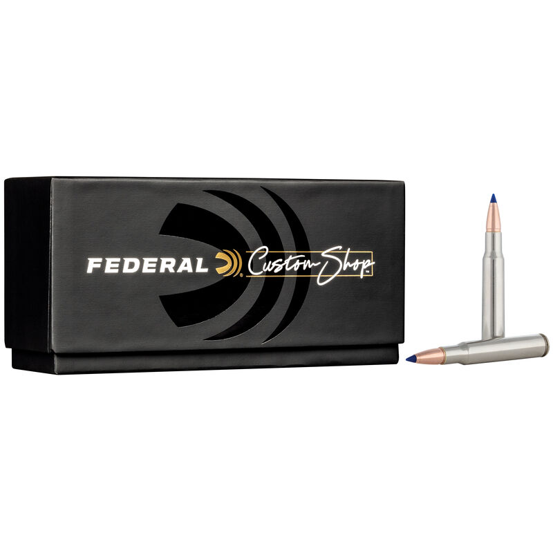 Custom Rifle Ammo 30-06 Sprg