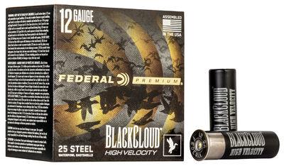 Black Cloud FS Steel High Velocity