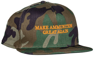 Make Ammunition Great Again Hat