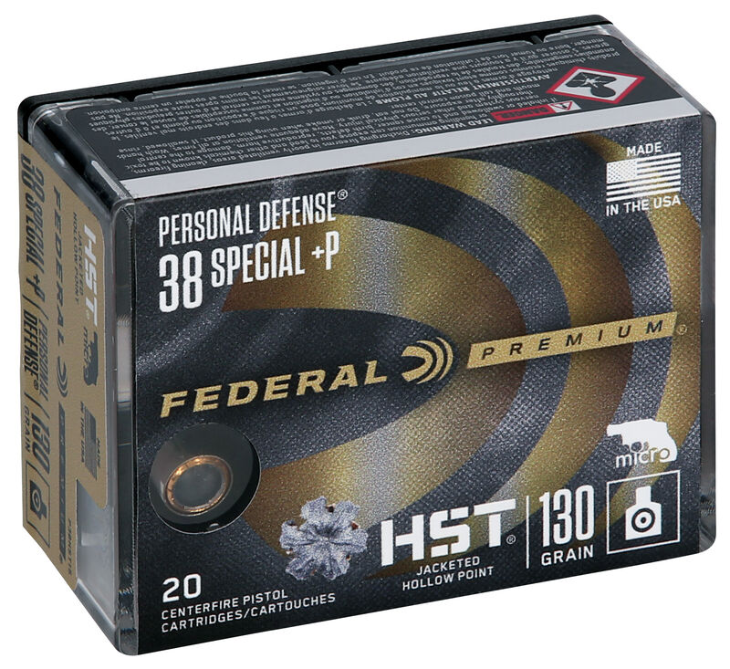 Personal Defense HST Micro