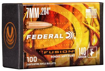 Fusion Component Bullet