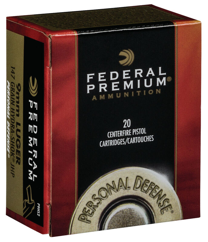 Buy Personal Defense Hydra•Shok for USD 23 95 | Federal Premium