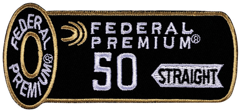 Federal Shotshell Patch