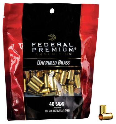 Unprimed Brass-Handgun