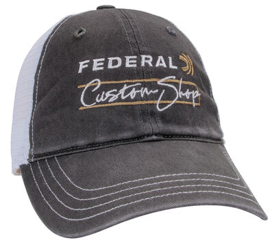 Custom Shop Washed Trucker Hat
